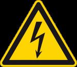 Gevaarlijke elektrische spanning