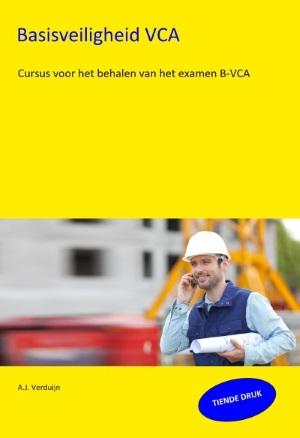 VCA cursus Rotterdam zelfstudieboek