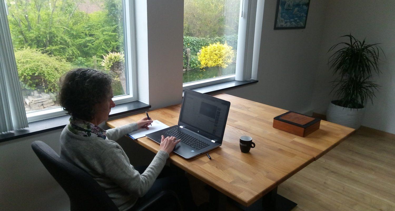 Flex werkplek in Moordrecht Verduijn.info